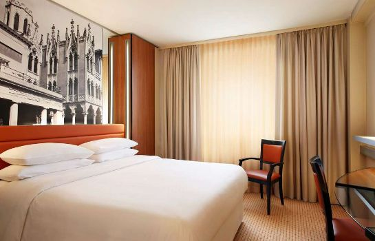 Einzelzimmer Standard Four Points by Sheraton Padova