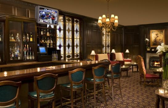 Hotel-Bar THE ROOSEVELT HOTEL NEW YORK