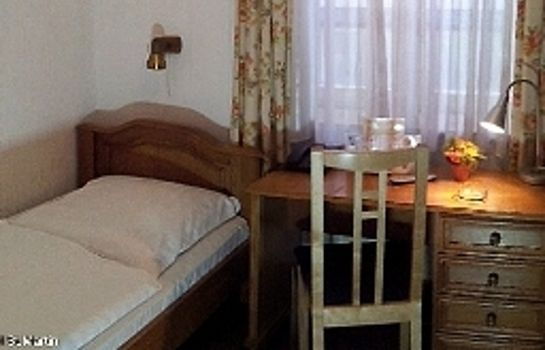 Single room (standard) Rhein-Hotel St.Martin