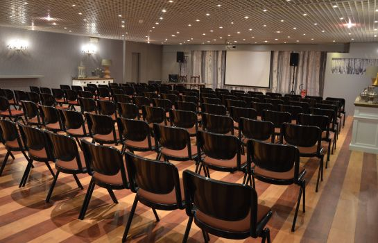 Convention hall Grand Hotel Royal e Golf