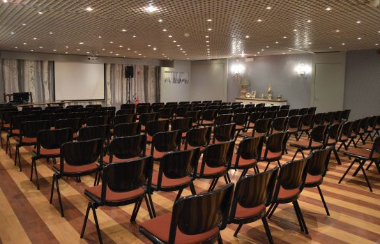 Kongress-Saal Grand Hotel Royal e Golf