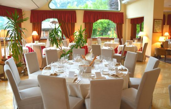 Restaurant Grand Hotel Royal e Golf