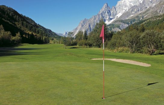 Pole golfowe Grand Hotel Royal e Golf