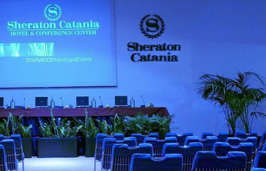 Tagungsraum Four Points by Sheraton Catania Hotel & Conference Center