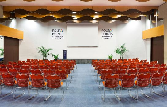 Sala konferencyjna Four Points by Sheraton Catania Hotel & Conference Center