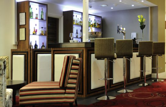 Hotel bar Mercure London Bloomsbury
