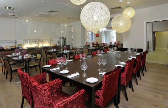 Restaurant Mercure London Bloomsbury