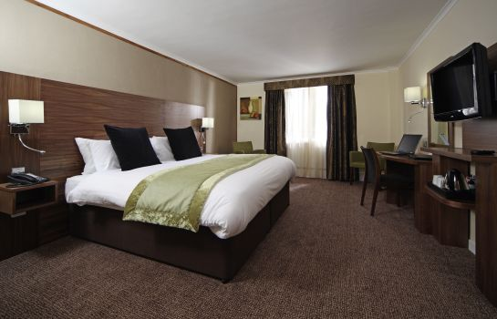 Single room (superior) Mercure London Bloomsbury