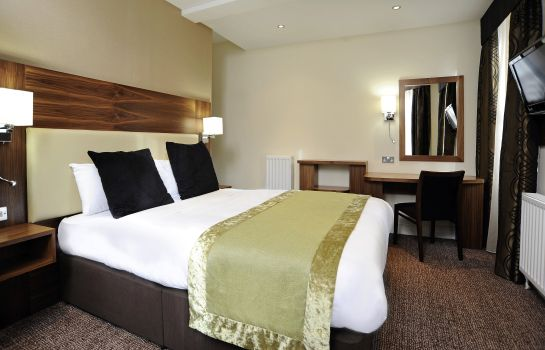 Double room (superior) Mercure London Bloomsbury