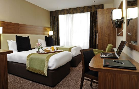Room Mercure London Bloomsbury