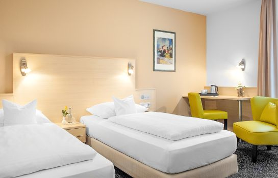 Chambre double (standard) Best Western Favorit