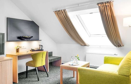 Zimmer Best Western Favorit