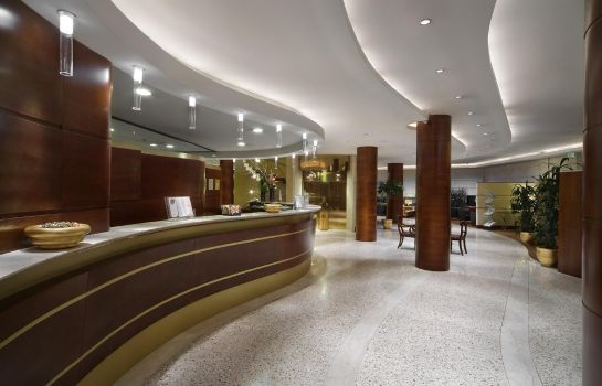 Hotelhalle UNAHOTELS Cusani Milano