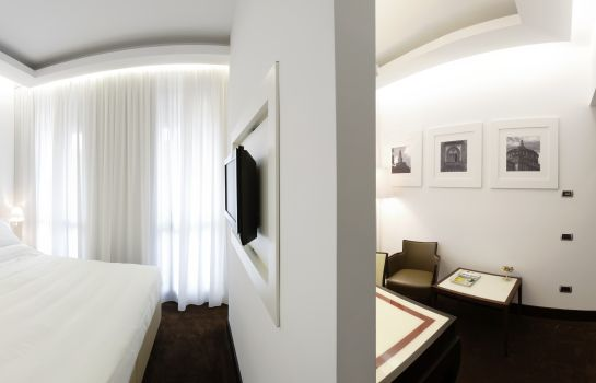 Junior Suite UNAHOTELS Cusani Milano