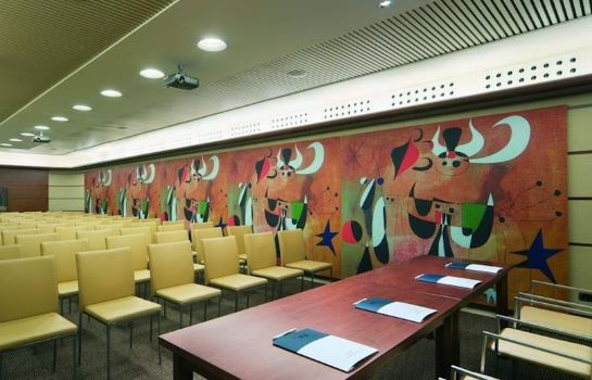 Conference room UNAHOTELS Cusani Milano