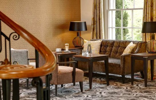 Hotel bar Best Western Banbury House