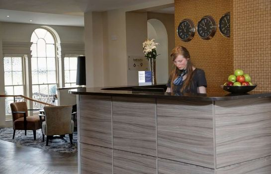 Lobby Best Western Banbury House