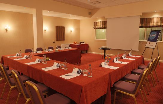 Conference room Best Western Banbury House