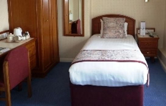 Single room (standard) Best Western Banbury House