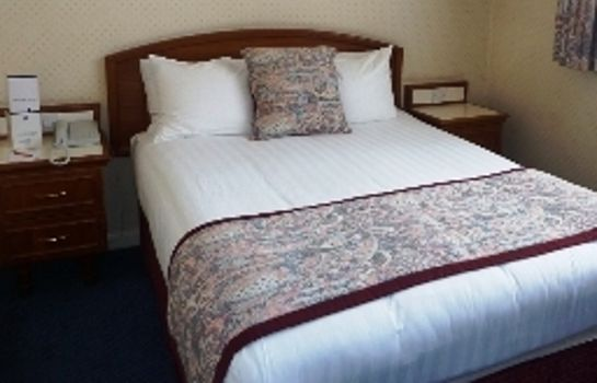 Double room (standard) Best Western Banbury House