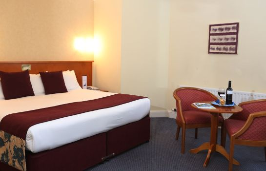 Zimmer Best Western Banbury House
