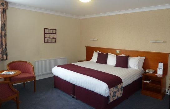 Room Best Western Banbury House