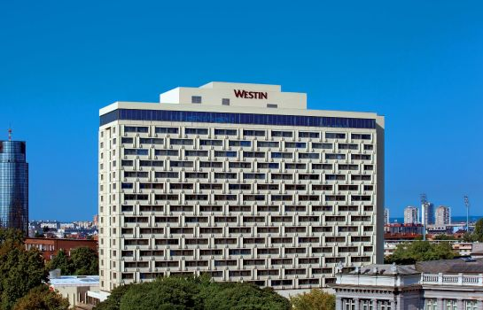 Vista esterna The Westin Zagreb