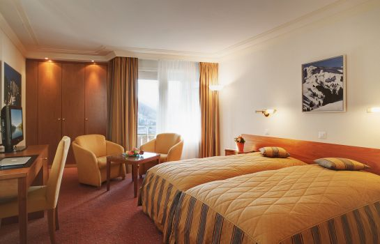 Chambre double (confort) Kongress Hotel Davos