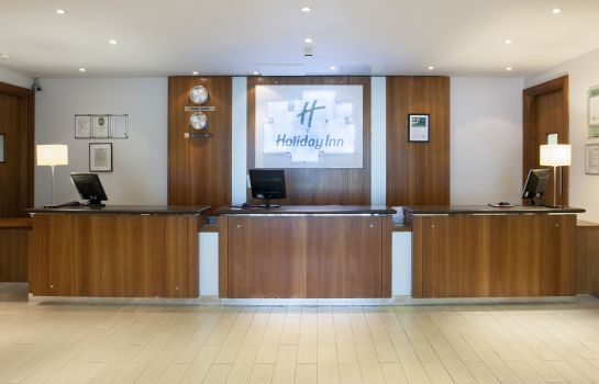 Lobby Holiday Inn LONDON - SHEPPERTON