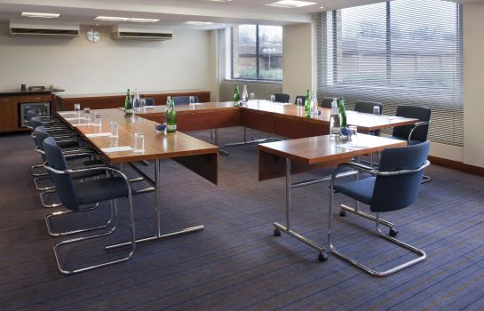 Conference room Holiday Inn PETERBOROUGH - WEST