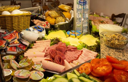 Breakfast buffet Centro Hotel Arkadia
