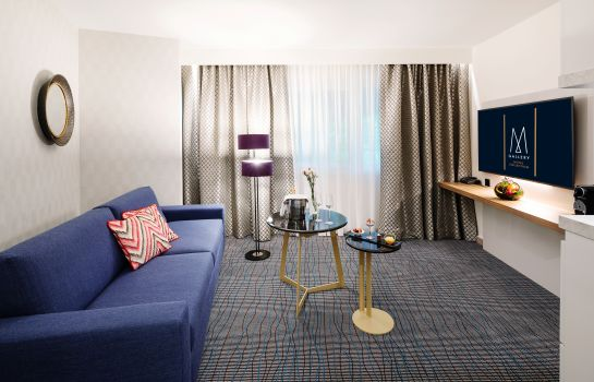 Junior Suite Grand Hotel Bregenz - Mgallery