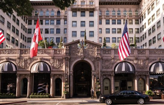 Außenansicht Beverly Wilshire Four Seasons