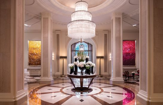 Hol hotelowy Beverly Wilshire Four Seasons
