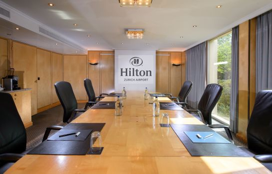 Meeting room Hilton Zurich Airport