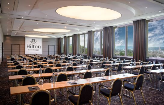 Conference room Hilton Zurich Airport
