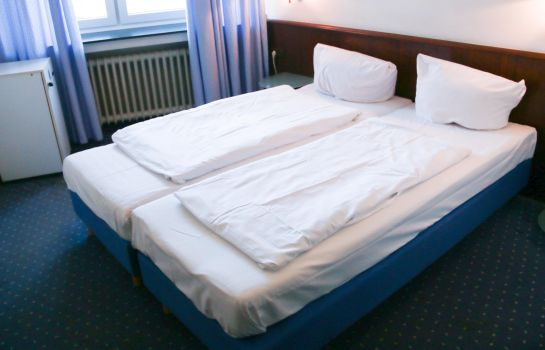 Double room (standard) Berliner Hof Garni
