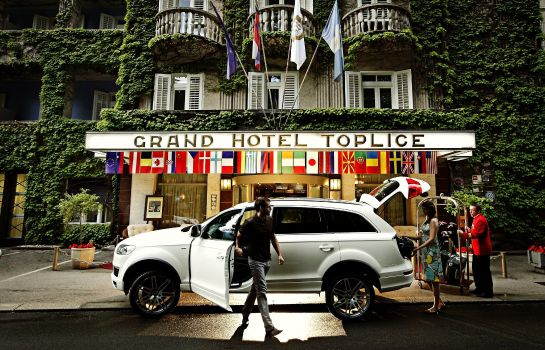 Vista exterior Grand Hotel Toplice Sava Hotels & Resorts