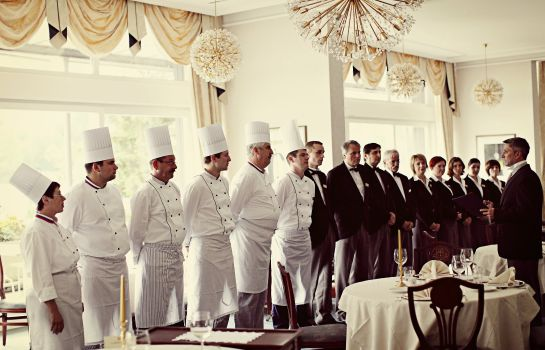 Restaurante Grand Hotel Toplice Sava Hotels & Resorts