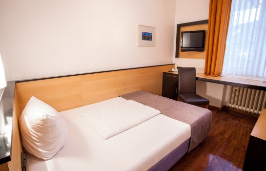 Single room (standard) Centro Hotel Central am DOM