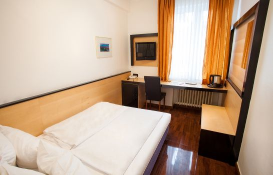 Double room (standard) Centro Hotel Central am DOM