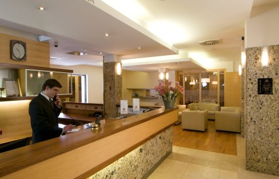 Hall Best Western Premier Hotel Lovec