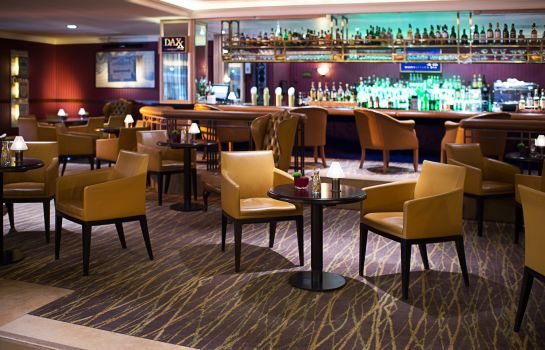 Hotel-Bar InterContinental Hotels FRANKFURT
