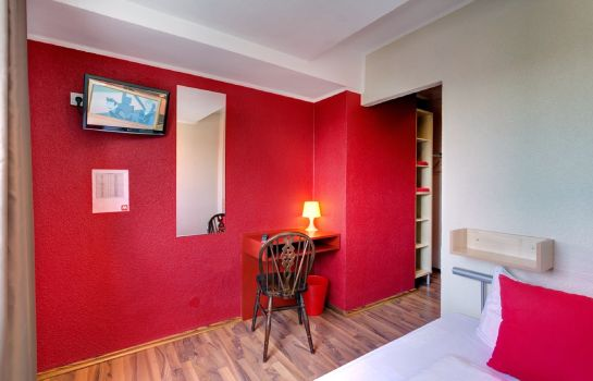 Single room (standard) SMARTY Cologne City Center (ehemals Meininger)