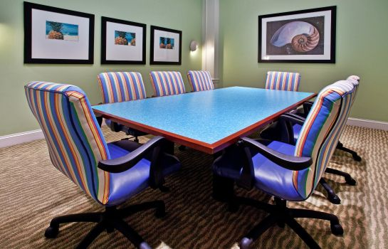 Conference room Hotel Indigo ATLANTA MIDTOWN
