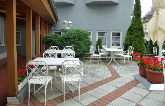 Terrace Filder Post Airporthotel