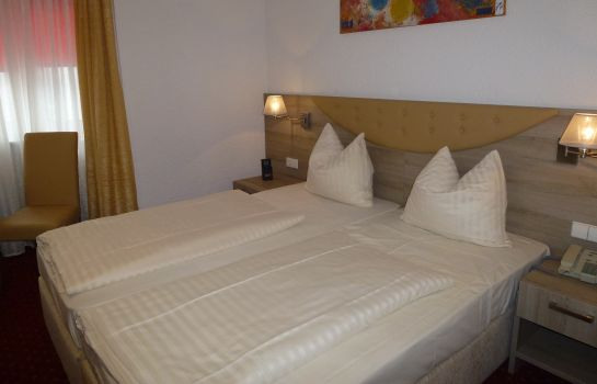 Double room (standard) Filder Post Airporthotel