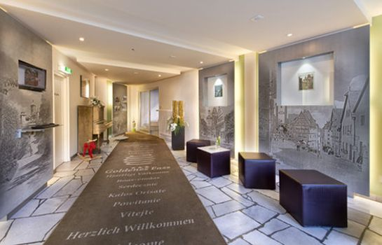 Hall Goldenes Fass TOP-Hotel