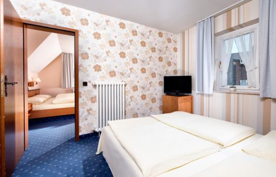 Chambre Goldenes Fass TOP-Hotel