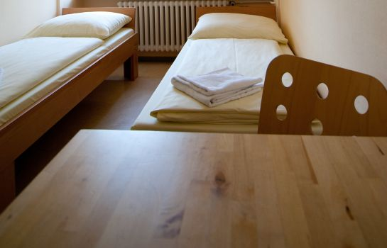 Doppelzimmer Standard Hostel haus international